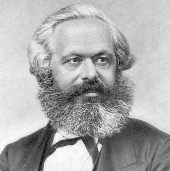 Marx nel 1869