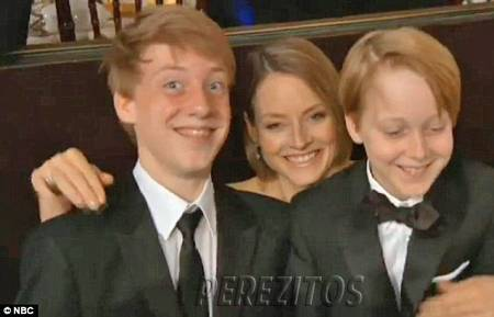 Jodie Foster children