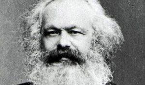 Marx nel 1872