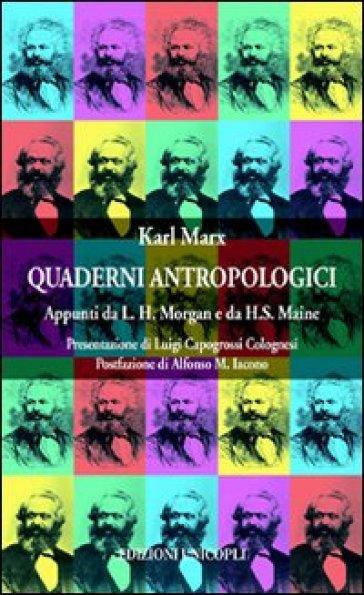 quaderni antropologici