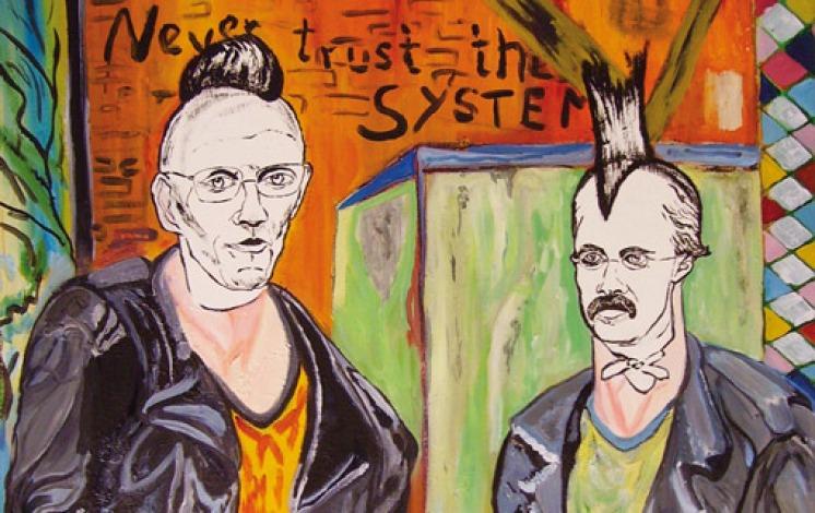 Nietzsche-Foucault