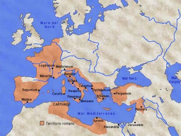 Roma I aC