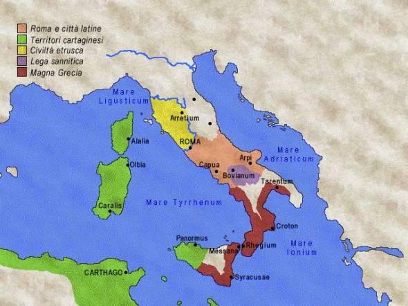 Roma IV aC